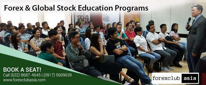 Live Seminar - Global Stocks & Forex Course