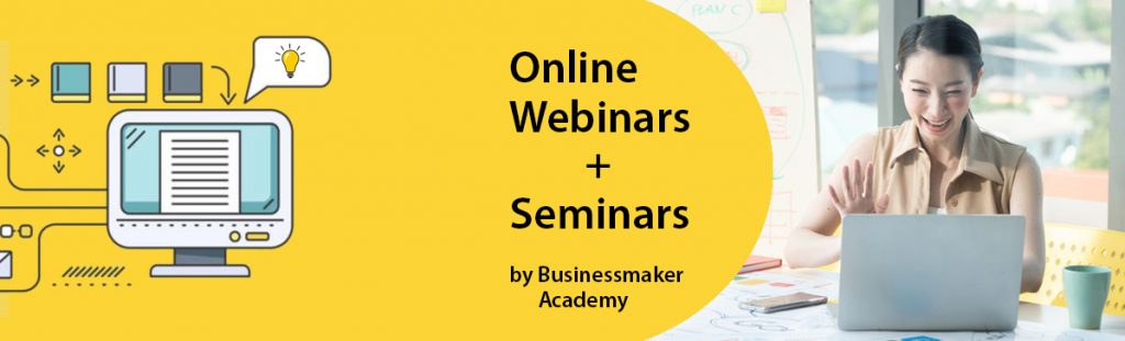 Online Learning at Business Maker Academy