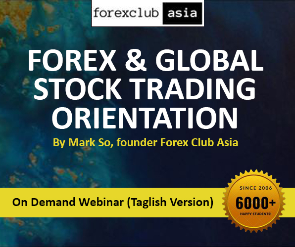 Global Stocks & Forex Orientation Class
