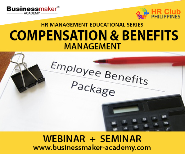 Compensation & Benefits Course by Businessmaker Academy