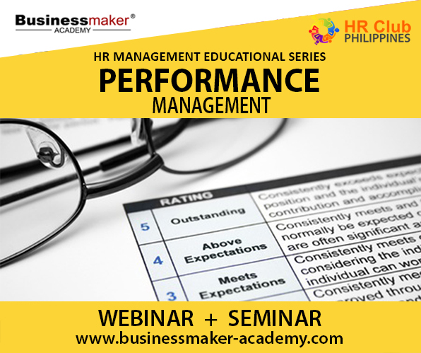Performance Management by Businessmaker Academy