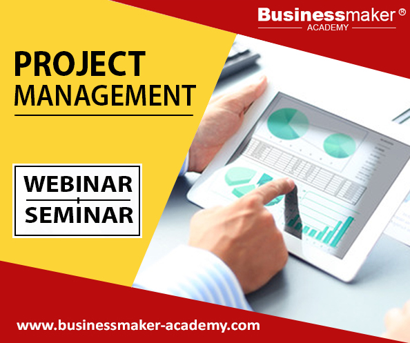 Project Management Course by Businessmaker Academy