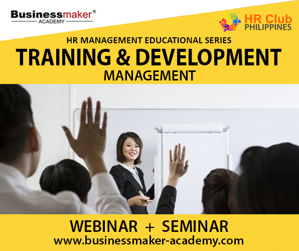 Training & Development Course by Businessmaker Academy