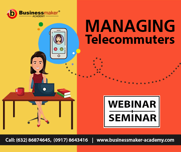Managing Telecommuters Course by Businessmaker Academy
