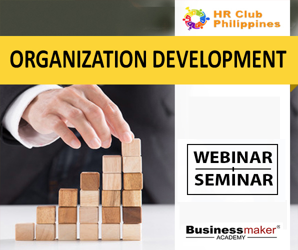 Organization Development Course by Businessmaker Academy