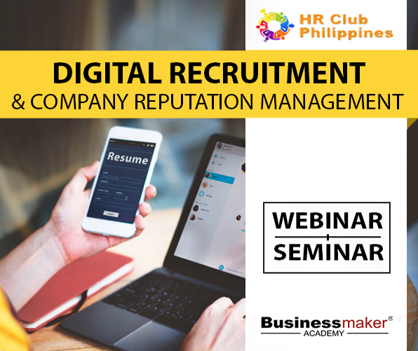 Digital Online Recruitment Training by Business Maker Academy, Inc.