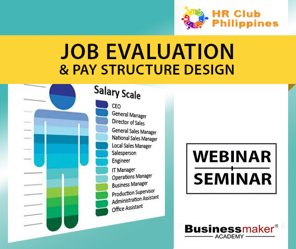 Job Evaluation & Salary Structure Design Training by Businessmaker Academy