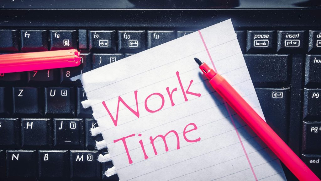 Time & Work Management article by Business Maker Academy
