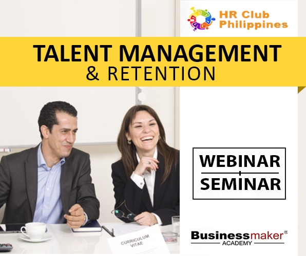 Talent Management & Retention Training by Business Maker Academy