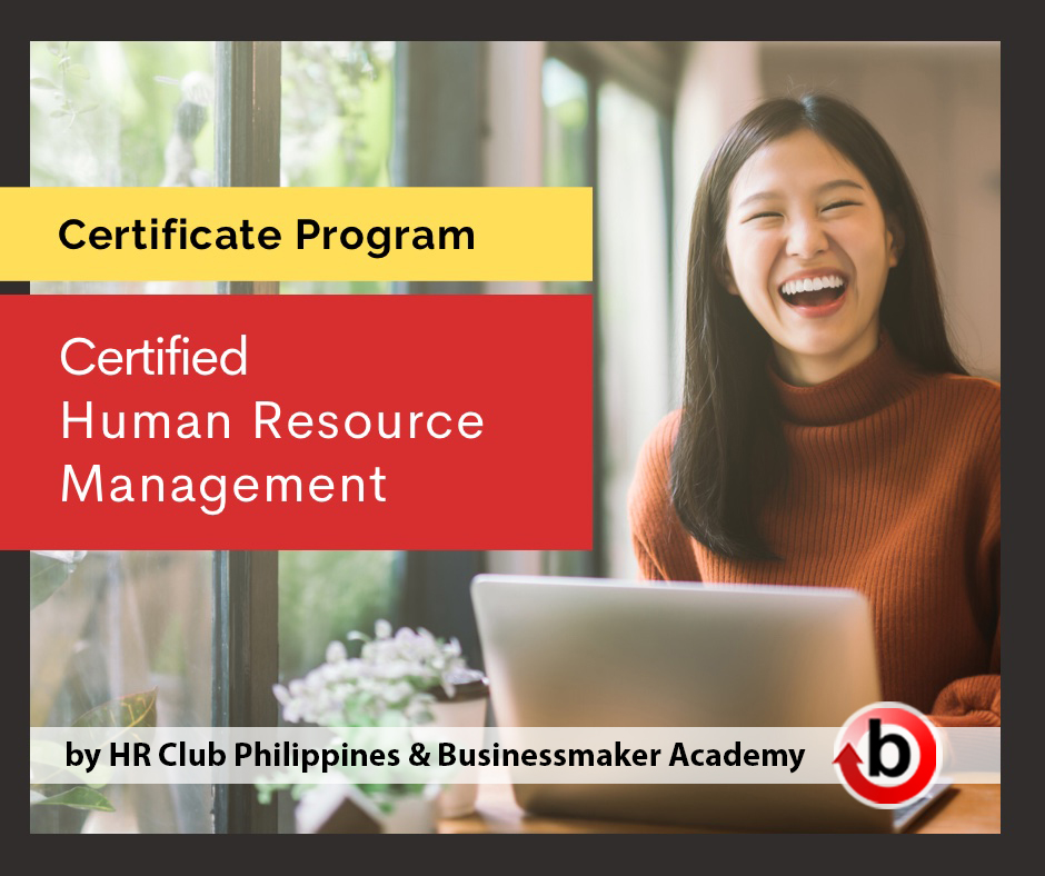 Certificate Program for Human Resources
