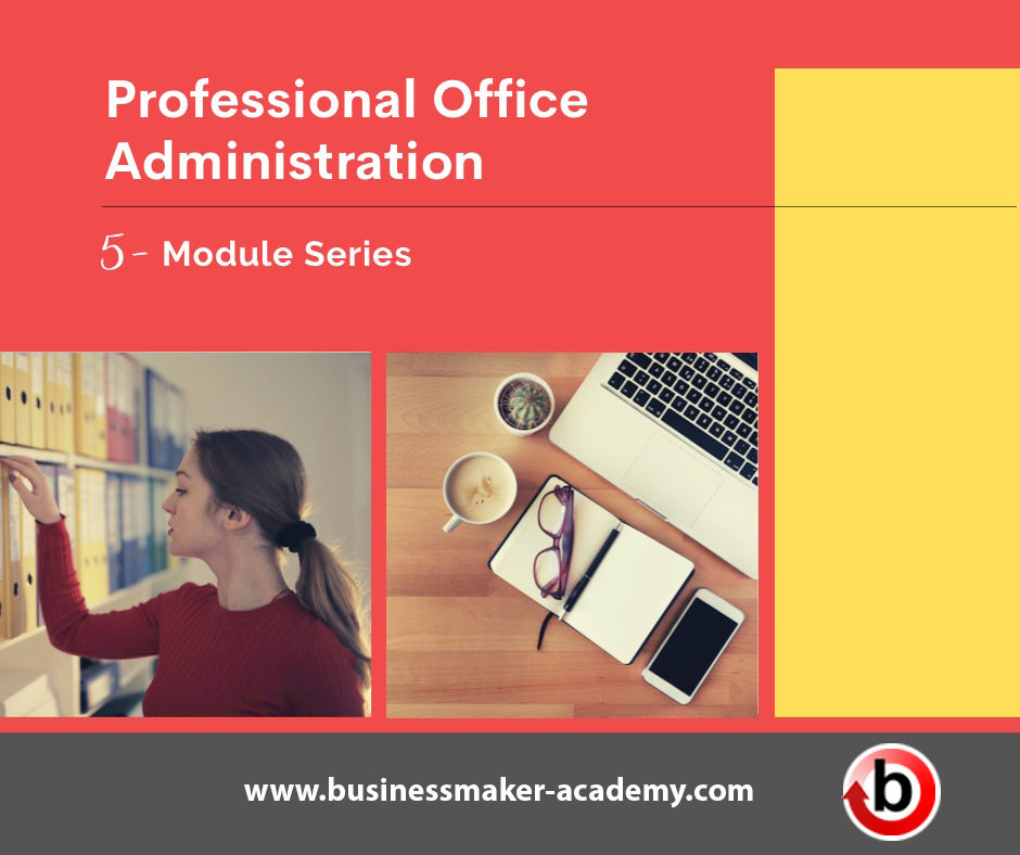 Office Administration Webinar Training Bundle in the Philippines