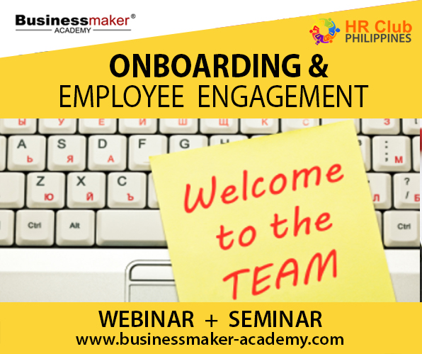 Onboarding & Employee Engagement Training by Businessmaker