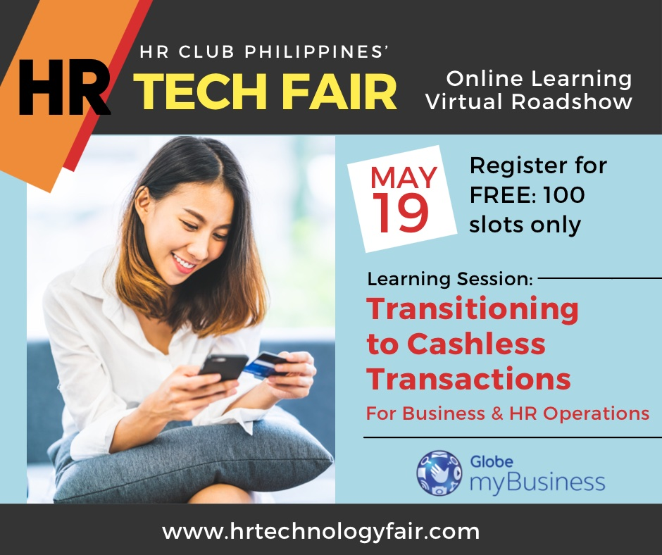 HR Tech Fair: Transitioning to Cashless Transactions