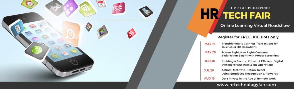 HR Technology Fair Online Learning Virtual Roadshow