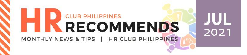 July 2021 HR Club Philippines Newsletter