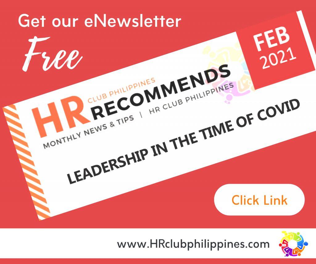 HR Club Newsletter - February 2021 Edition by HR Club Philippines