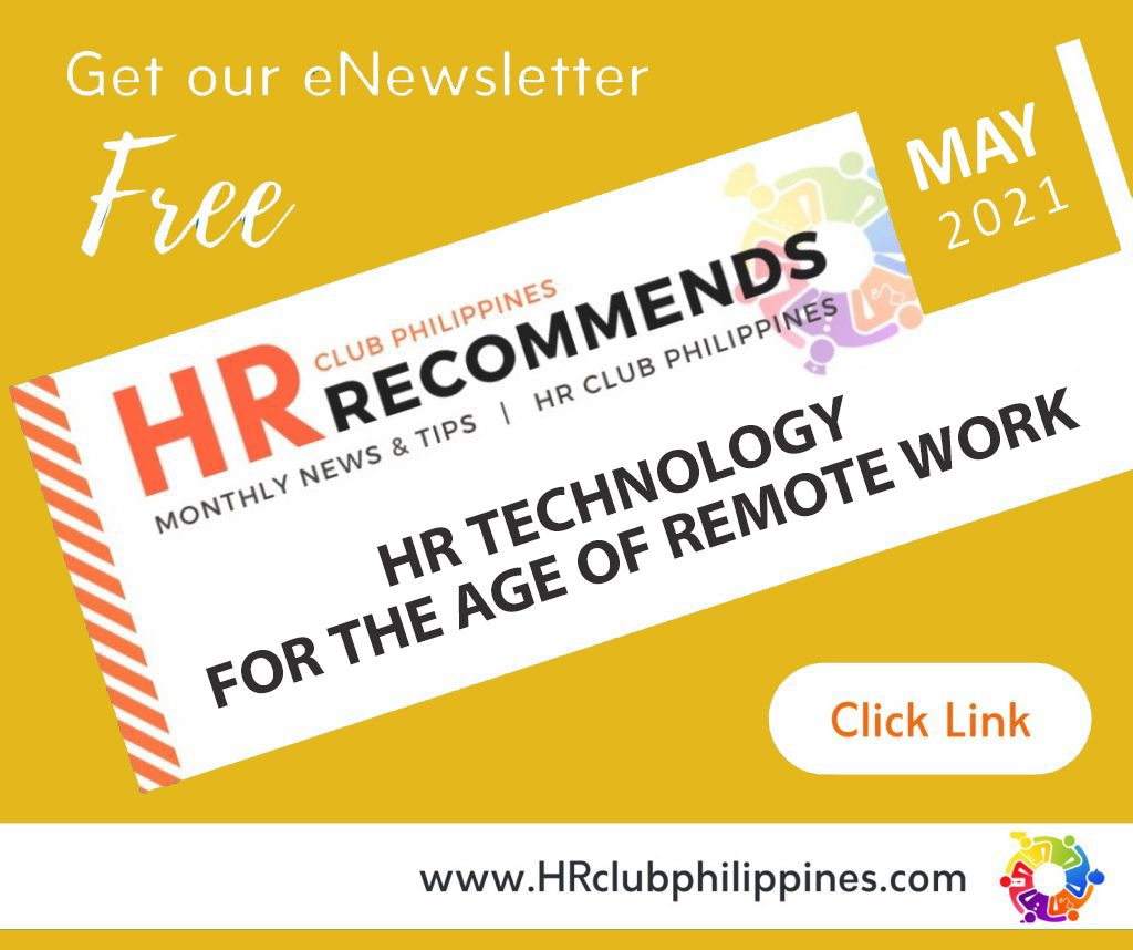 HR Club Newsletter - May 2021 Edition by HR Club Philippines