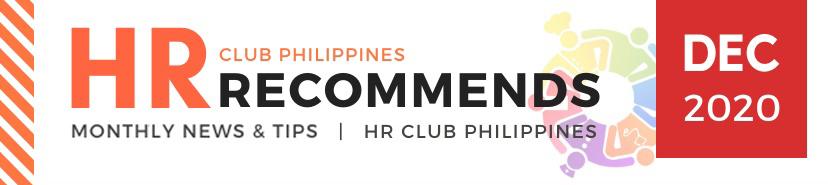 HR Club Newsletter - December 2020 Edition by HR Club Philippines