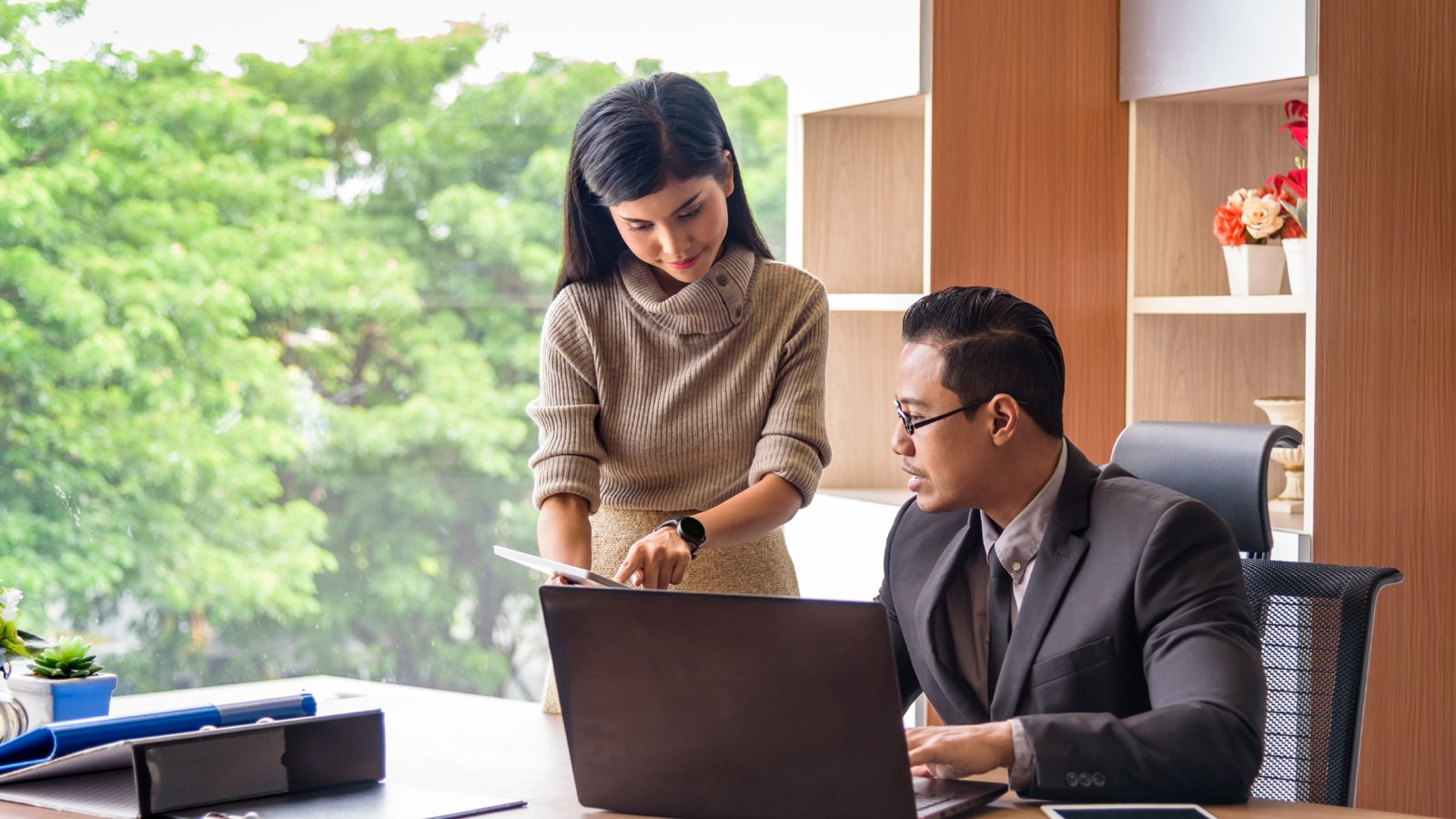 Characteristics of Indispensable Executive Assistants