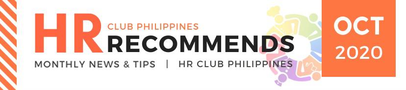 HR Club Newsletter - October 2020 Edition by HR Club Philippines