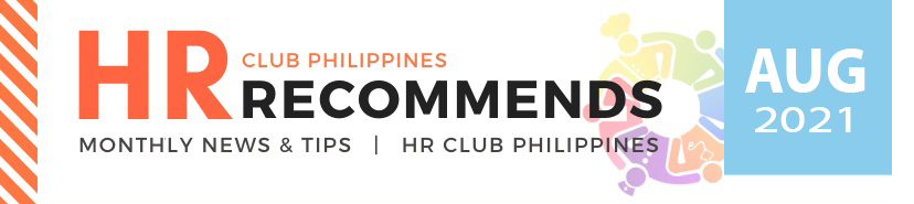 HR Club August 2021 e-Newsletter