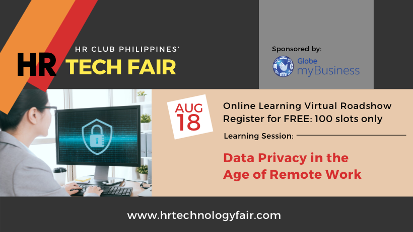 HR Technology Event: Data Privacy in the Age of Remote Work